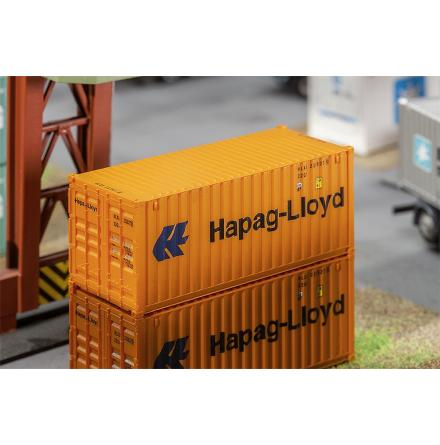 """F180826 Container """"Hapag-Lloyd"""""""