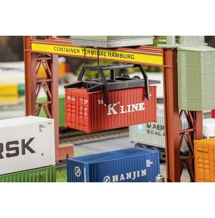 """F180829 Container """"K-LINE"""""""