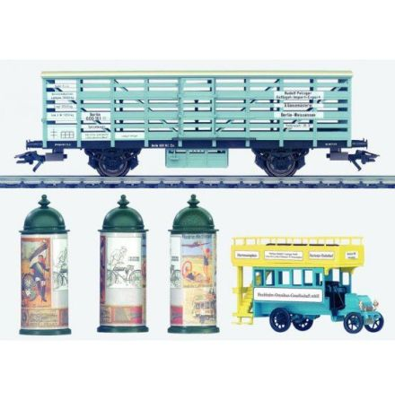 "46829 ""Berlin Suburban Traffic"" Theme Set"