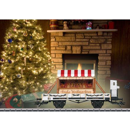 48408 H0 Christmas Car for 2008