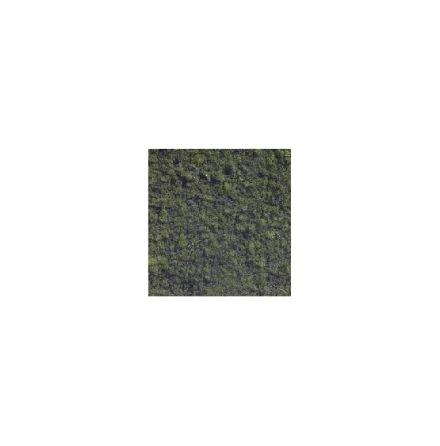 Flingor matta mellangrön 24x15cm