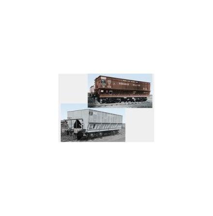 48449 Car Set – 2 Bulk Freight Cars