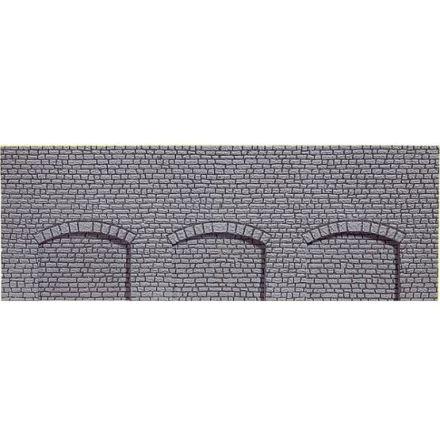 Arkad grå 35x12,5cm