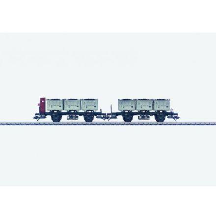 48946 Container Transport Car Set