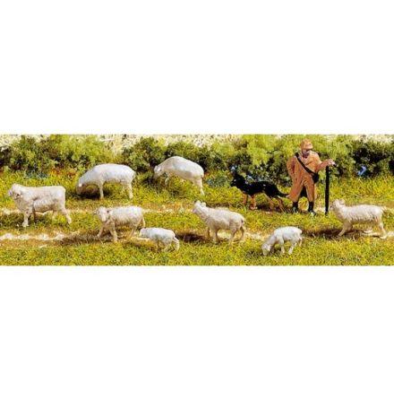 Miniscen fåraherde