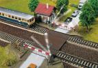 120174 Bevakad järnvägsövergång