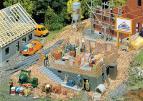 130307 Hus under uppbyggnad
