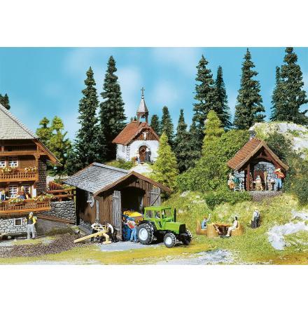 130379 Bageri, kapell och verktygsskjul