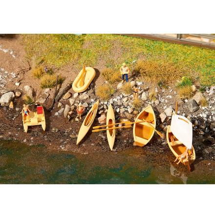 130513 Diverse båtar