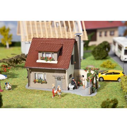 131243 Nybyggt hus