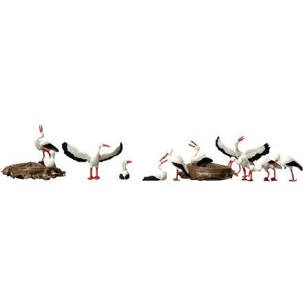 154006 Storkar med bon