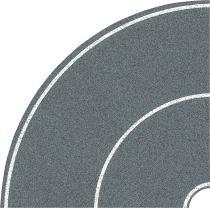 170631 Vägfolio självhäftande 4 bitar