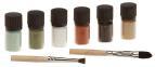 170695 Patineringsssats pigment 6 st
