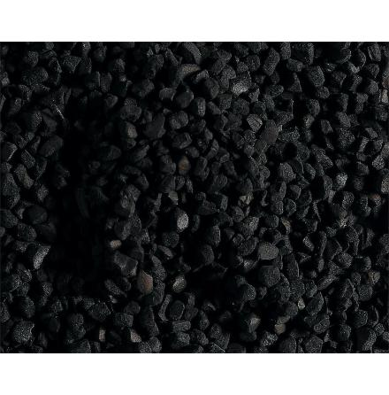 170723 Kornigt granulat svart 140 g