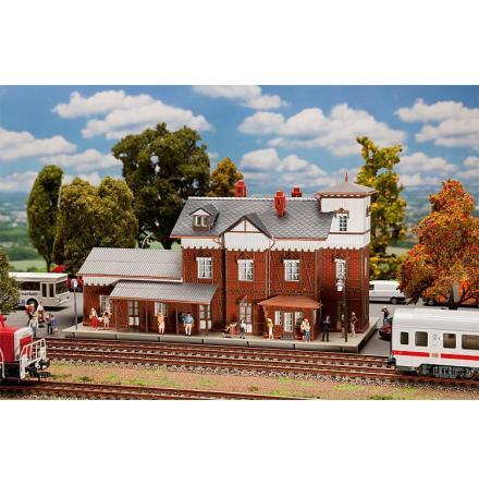 193112 Station, färdigbyggd
