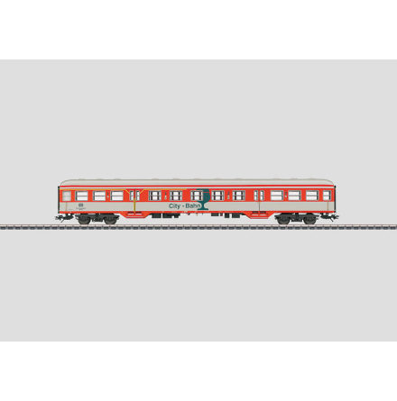 "43818 Utbyggnadsvagn ""City-Bahn"" 1:a/2:a klass ABnrzb 772.1 DB Silberling"