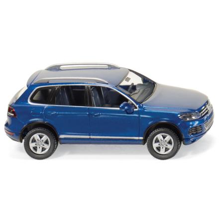 007701 VW Touareg blå