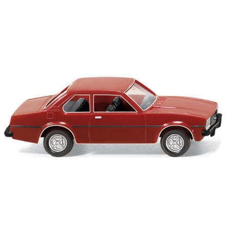 008002 Opel Ascona röd