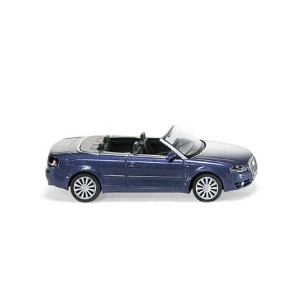 013202 Audi A4 Cabrio blå metallic