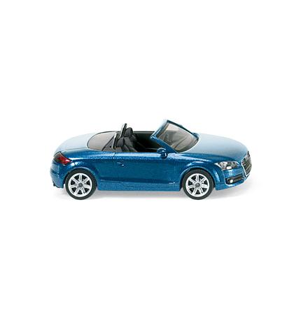013437 Audi TT Roadster blå