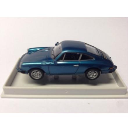 16301 Porche 911 Coupe blåmetallic