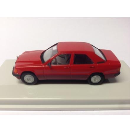 13201 MB 190 E röd