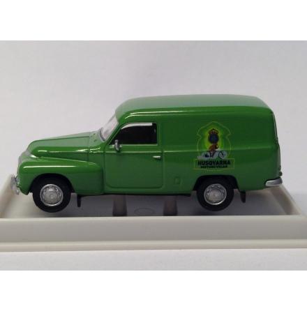 29365 Volvo Duett 'Husqvarna' grön