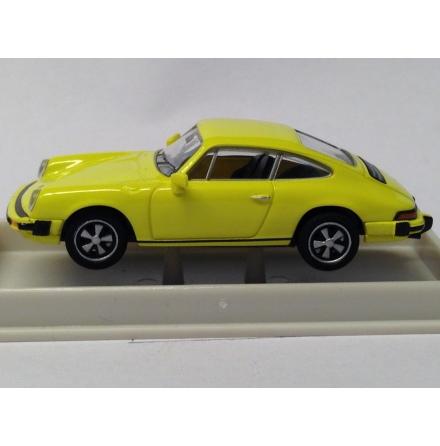 16306 Porsche 911 Coupe gul