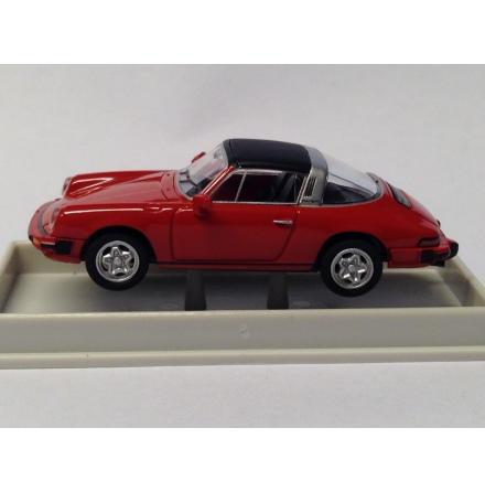 16352 Porsche 911 Targa röd
