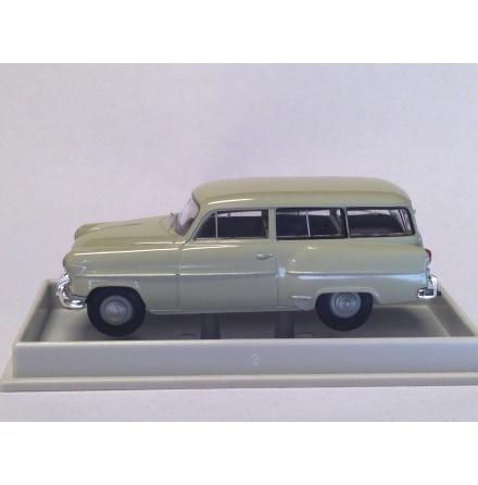 20210 Opel Olympia Caravan grå