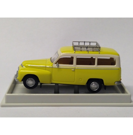 29308 Volvo Duett Kombi gul