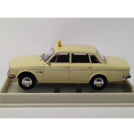 29411 Volvo 144 'Taxi' vit