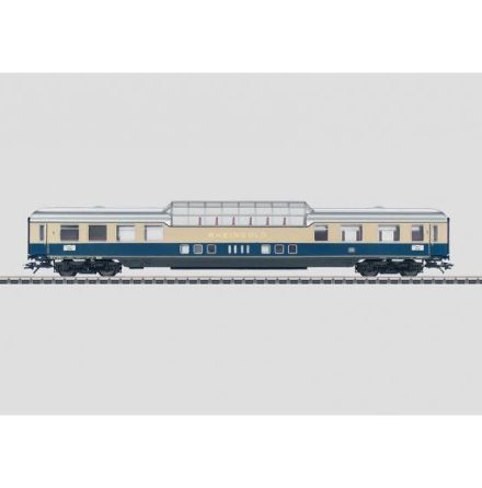 "43880 Express Train Passenger Car for the ""Rheingold""."