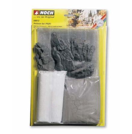 N60812 PROFI Rock Structuring Set