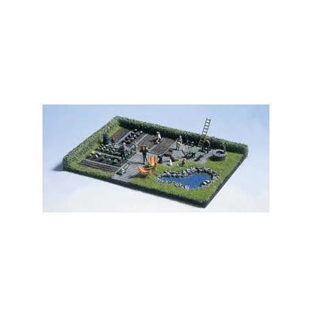 N65504 Garden plot