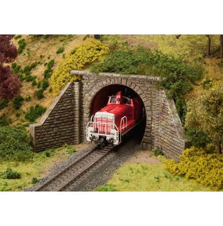 120558 Tunnelportal, enkelspår, genomfartshöjd 72 mm