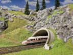 120562 Tunnelportal ICE, 2-spår