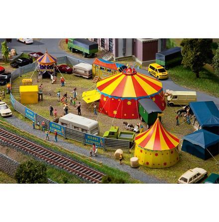 130990 Raimondi Resande cirkus