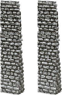 170895 Dekorplatta pelare