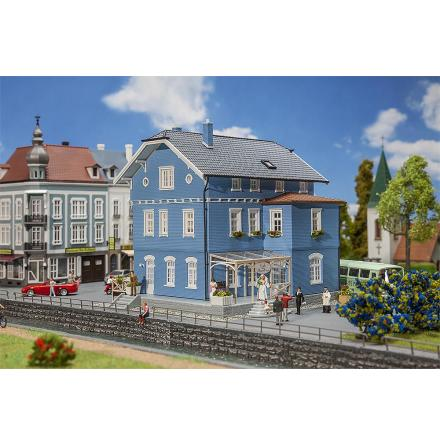 """130439 Café """"Blå Huset"""""""