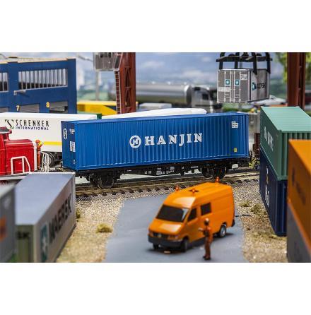 "180842 Hi-Cube Container ""Hanjin"""