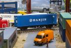 "180842 Hi-Cube Container ""Hanjin"""