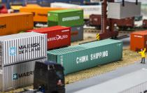"""180844 Hi-Cube Container """"China Shipping"""""""